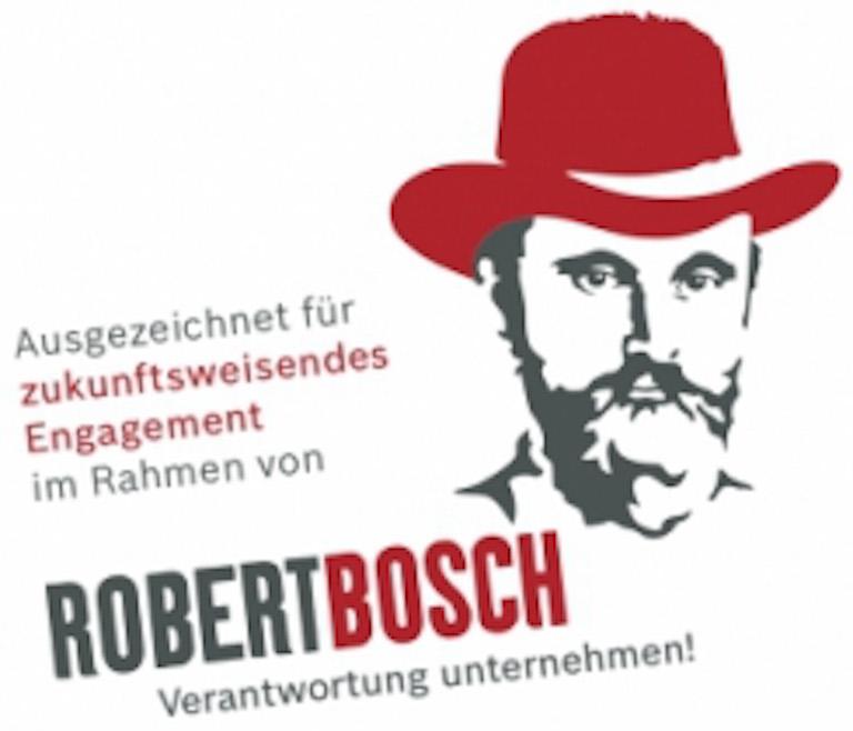 Auszeichnung Robert Bosch